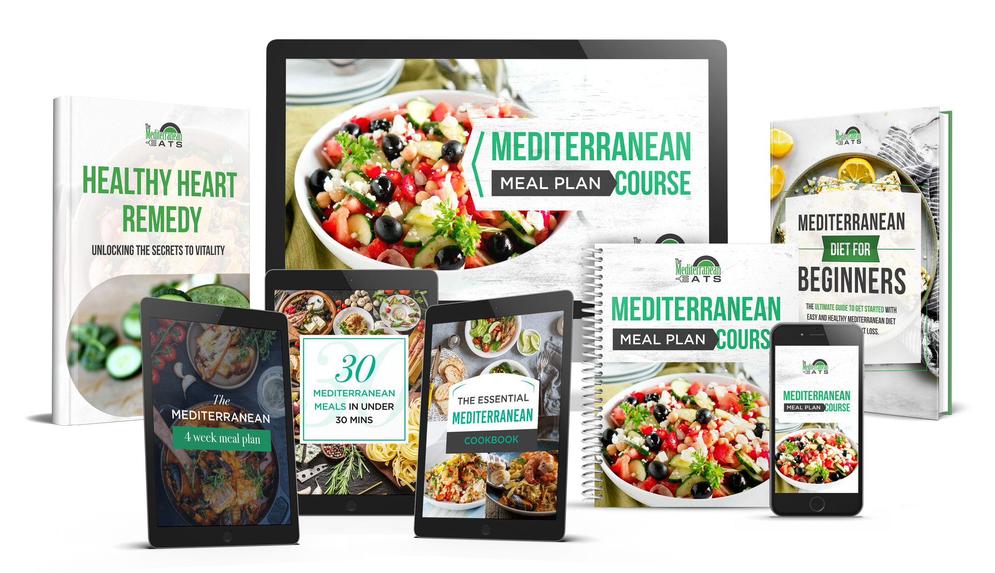 The Mediterranean Meal Plan Course